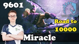 Miracle Anti Mage ROAD to 10k | 9601 MMR Dota 2