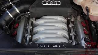 JHM Audi C5-allroad 4.2L V8 Performance Program