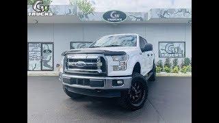 GW Trucks - 2016 Ford F150 XLT - Stock# 3600