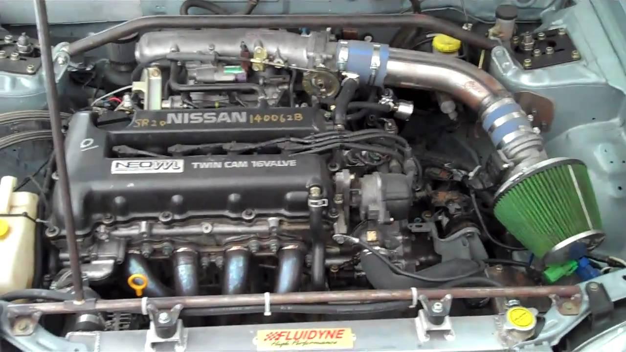 Alfa img showing gt nissan se r 2002 turbo