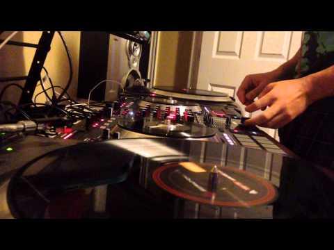 Dj Shaw-Key - Live - Can you Twerk ? Hip-Hop/RnB Mix 04-03-2015 (Numark ns7 II)