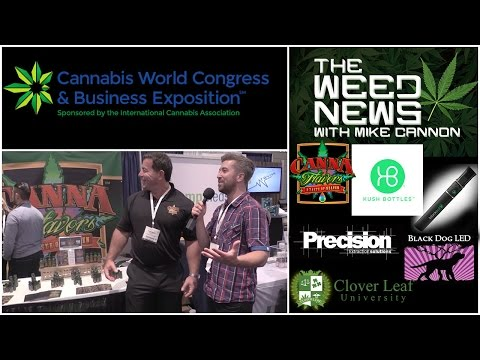 TWN Special - Live from the Cannabis World Congress and Business Expo