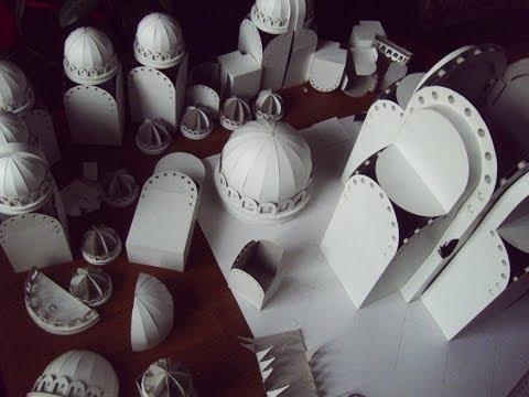 ETAP CREATION OF MAKET - incredible makets!