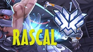 "[Overwatch] #1 WORLD RANK PLAYER ""RASCAL"" 