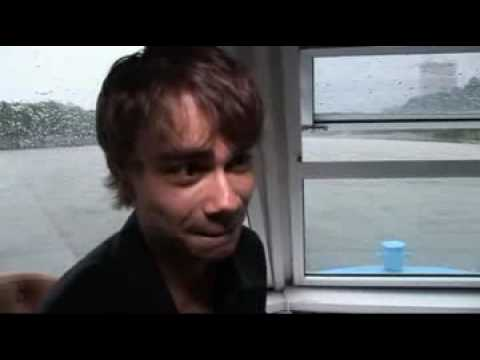 Alexander Rybak interview in Moscow (English subs)