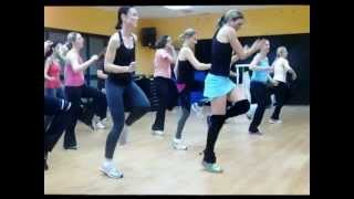 Me not a gangsta- Zumba® fitness class with Sagit