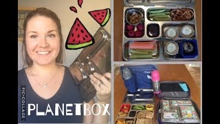 PlanetBox Rover Review + Vegan Lunches!