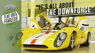 650bhp V8 monster: Lola T70 Track Test