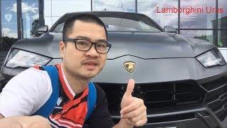 LAMBORGHINI URUS - SUV triệu đô nhanh nhất thế giới   BEM BEM CAR