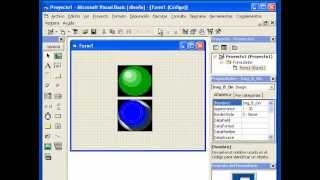 Simulacion con visual basic