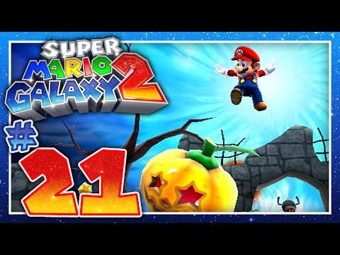 Super Mario Galaxy 2: Part 21 - Throwback Galaxy!