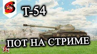 Т-54 Потный Мастер на Стриме с 10-ми Медаль Николса Рэдли Уолтерс Воин Камикадзе Мастер T-54