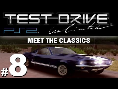 Test Drive Unlimited HD (PS2) - Part #8 - Meet the Classics