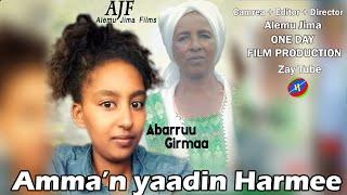 Abarruu Girmaa - Amma'n yaadin Harmee - New Ethioopian music