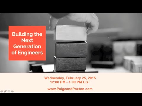 [WEBINAR] Building the Next Generation of Engineers: Everyday Engineering in Early Education