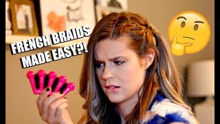 French Braids Made Easy For Beginners
