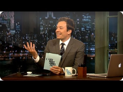 Hashtags: #IThoughtIWasCool (10/11/12) (Late Night with Jimmy Fallon)