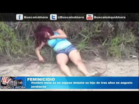 Hombre mata su ex esposa delante su hijo de tres años en Jarabacoa