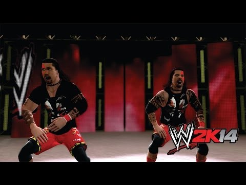 Wwe 2k14 Superstar Showcase: Jimmy And Jey Uso (xbox 360) video