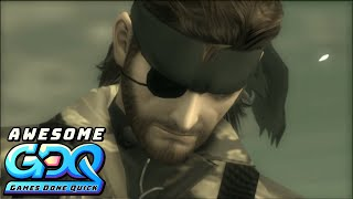 Metal Gear Solid 3: Snake Eater by RaichuMGS in 1:14:00 - AGDQ2020