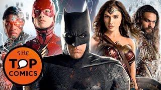 Análisis trailer Justice League l Lo que no viste