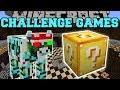 Lagu Minecraft: XMAS COW CHALLENGE GAMES - Lucky Block Mod - Modded Mini-Game
