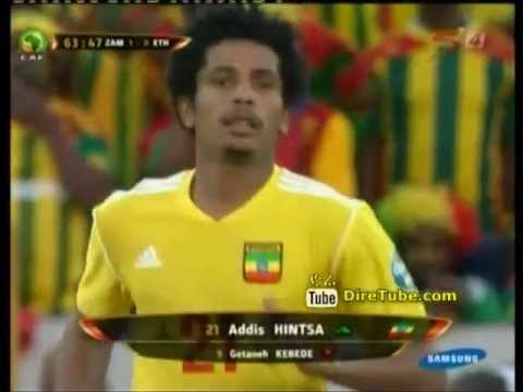 Yan Ken Ke Zambia - Poem Dedicated to Ethiopian Team