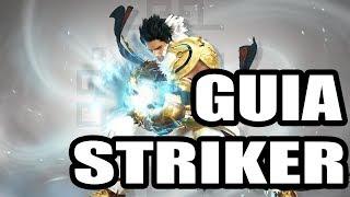 Black Desert - Guia Striker!  ‹ Tome Shot ›