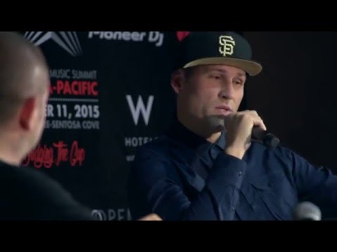 IMS Asia-Pacific 2015: Keynote Interview - Kaskade