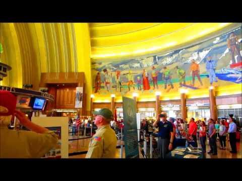 Taps Armed Forces Day Cincinnati Museum Center 2015