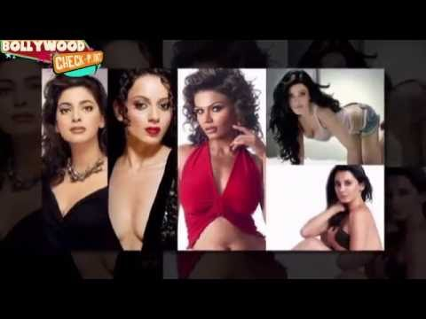 The Ultimate 5 Best Bollywood Actresses' Big Breast Implants video