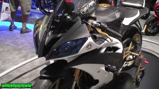 Check out this YAMAHA YZF-R6 Super Sportbike