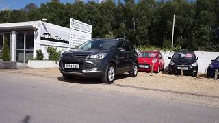 Ford Kuga for sale at South Downs Car Sales Ltd in Hassocks
