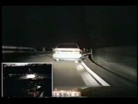 峠:Touge Battle EF3 シビック vs AE86 トレノ Onboard Grip vs Drift