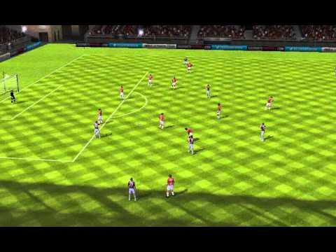 FIFA 14 Android - Atlco caracas VS RAEC Mons