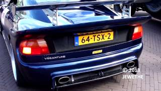 RARE Noble M12 GTO 3 Start up, Rev and Accelerations!! 1080p Full HD
