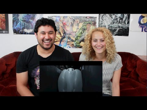 BIG HERO 6 OFFICIAL TRAILER REACTION!!!
