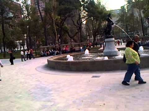 Los ba os desaparecidos de la alameda central de la ciudad - Banos publicos gay ...
