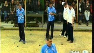 Serie A petanque - Finale 2014 - Sintesi RaiSport