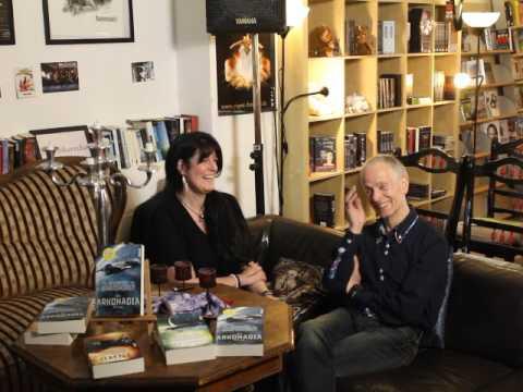 Video Interview mit Andreas Brandhorst!!! Von Bücher aus dem Feenbrunnen (Susan's World)