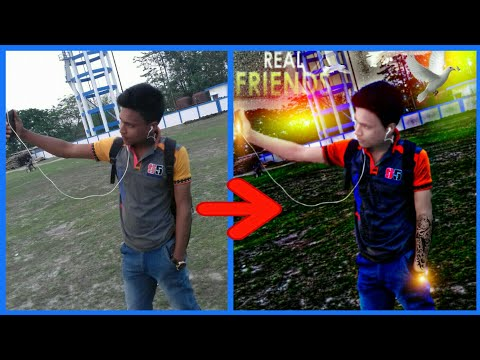 Simpal photo Easily Edit and Look is osom.. Osom Editing simply simple pick