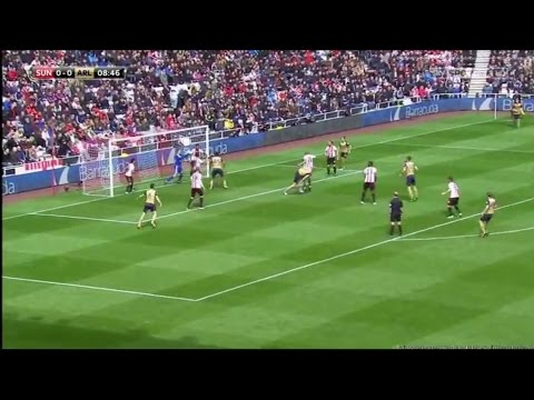 Sunderland 0 - 0 Arsenal All Goals and Full Highlights HD (24/04/2016)