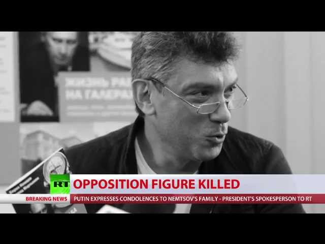 Russian opposition figure Boris Nemtsov killed in Moscow