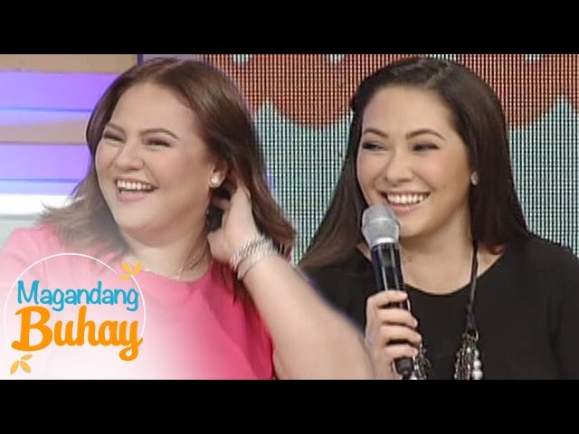 Magandang Buhay: Ruffa reveals something about Karla
