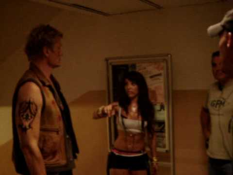 Dolph Lundgren -- Command Performance -- Behind the scenes