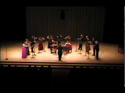 Dvorak Serenade movement 2: Valse