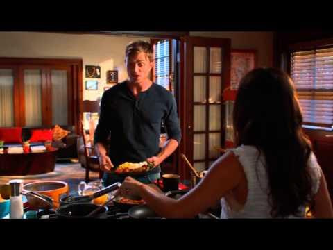 Zoe & Wade scenes 4x01 part 1/10 Kitchen (HD) - Hart of Dixie Season 4