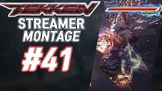 [철권7] #41 안나 버그절명콤 철권스트리머,BJ 하이라이트를 한 곳에! (Tekken MOMENTS OF THE WEEK)