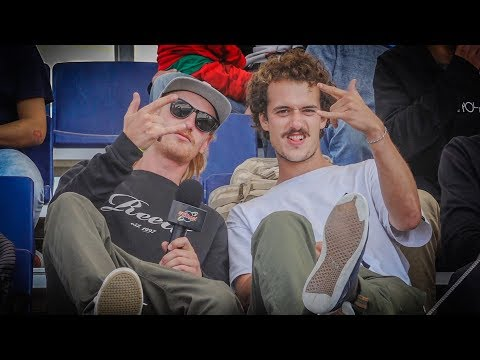 Out Of Focus: World Cup Skateboarding The Hague 2017  Pro Freestyle (Maxim Kruglov, Scott Decenzo)