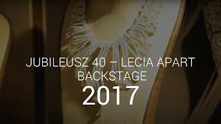 La Notte Italiana - backstage